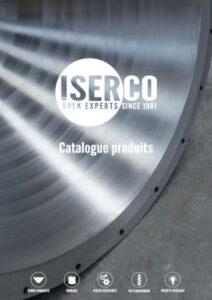 Téléchargez le catalogue des produits ISERCO pour la manutention du vrac